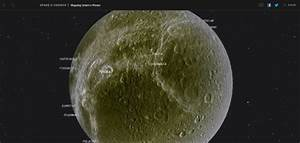 Maps Mania: 3D Maps of Saturn's Moons
