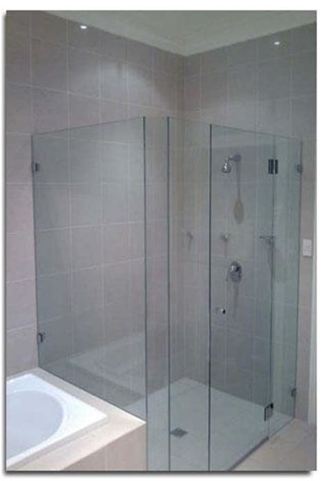 willoughby glass chatswood frameless shower screens