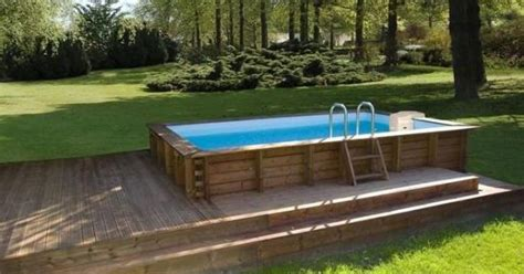 difference piscine hors sol et semi enterre piscines hors sol les diff 233 rents types