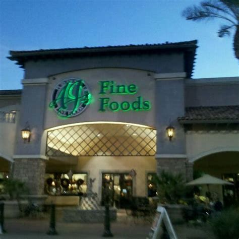 Just because you're busy doesn't mean you have to settle for greasy fast food! AJ's Fine Foods - Chandler, AZ