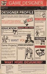 New Job Cover Letter Game Designer Cv Cool Cv Pinterest Resume Creative
