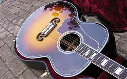 Guitar Acoustic Wallpapers Background Guitars Backgrounds Laptop