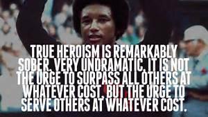 Wisdomisms – ... Heroes Arthur Quotes