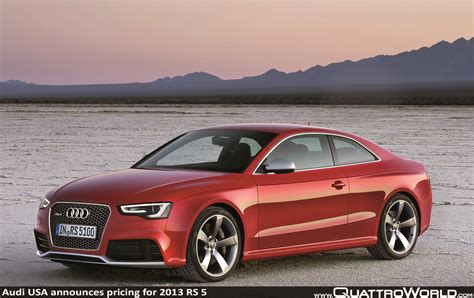 Edition 2018 Audi Rs5 Brasil Coupe Sport Illinois Liver