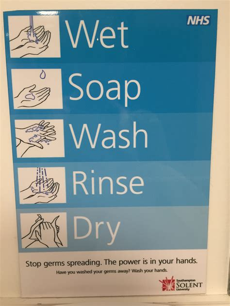 Handwashing How Often Do You Wash Your Hands?