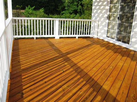 Lowes Deck Sealer And Stain