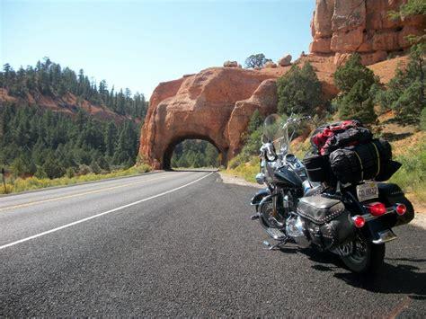 Motorcycles Utah by Harley Davidson Road Trip Utah Highway 12 Bryce