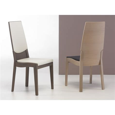 chaises pour salle manger chaise moderne pour salle a manger le monde de léa