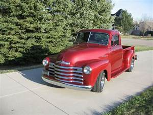 Sell Used 1953 Chevy 1  2 Ton Pickup In Eaton  Colorado