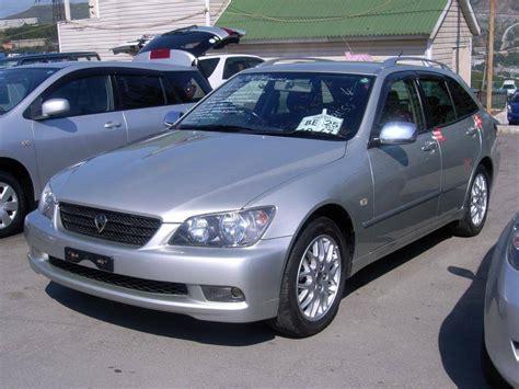 altezza car 2004 2004 toyota altezza pictures 2 0l gasoline automatic