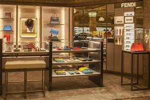Fendi leathergoods corner at Harrods, London – UK » Retail ...