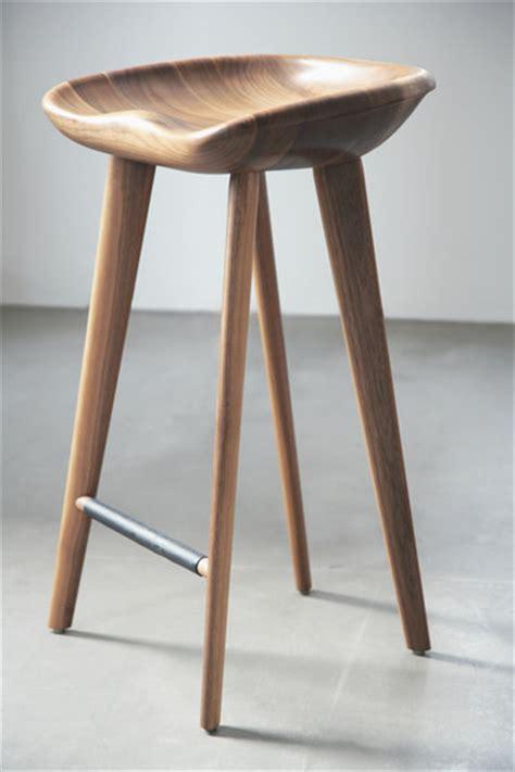 walnut counter stools tractor counter stool bar stools from bassamfellows 3337