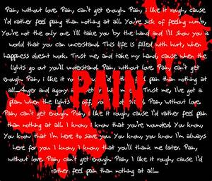 Three Days Grace Pain by Thunderstruck190 on DeviantArt