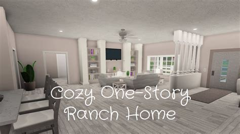 Cozy One-story Ranch Home [speed Build