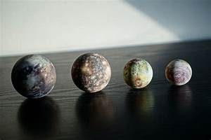 3D-Printed Solar Systems That Fit On Your Table | Bored Panda
