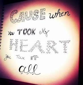 Cute Lyric Quotes. QuotesGram