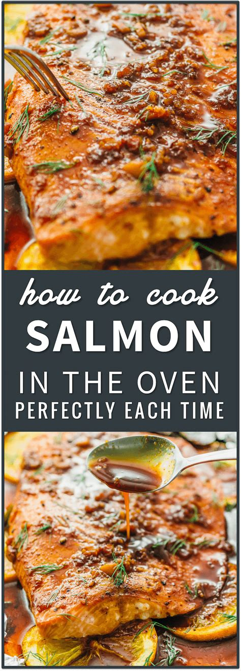 how to cook salmon in the oven how to cook salmon in the oven perfectly each time savory tooth