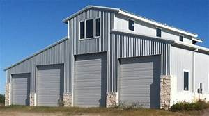 ameribuilt steel structures steel warehouses barns With barn style metal buildings