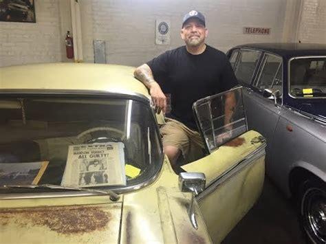 scott michaels   close   manson car