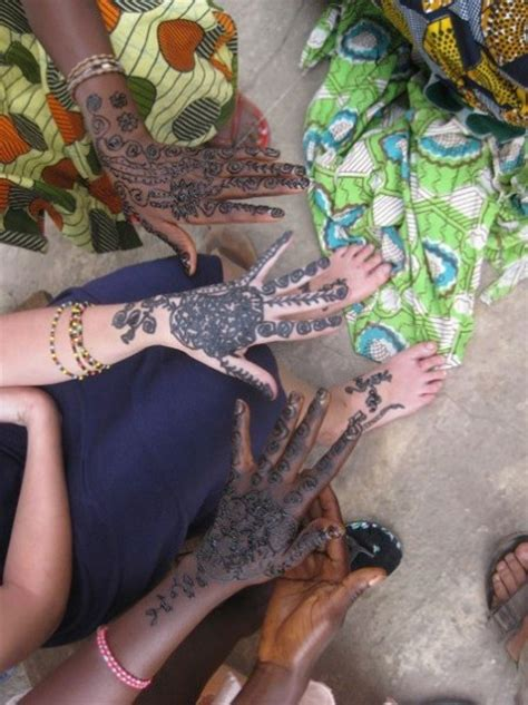 senegal africa   henna tattoo  future