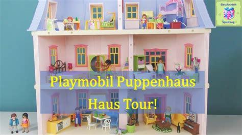 Playmobil 5303 Romantisches Puppenhaus Haus Tour