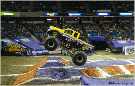 monster truck shows monster truck show 5 tips for attending with kids