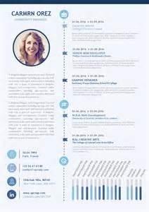 Ms Office Resume Templates Cv Assistant Chef De Projet Cv Moderne Upcvup