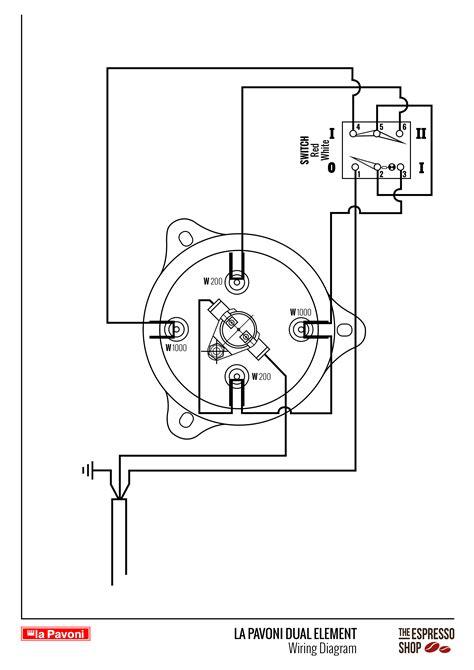 La Pavoni Europiccola Wiring Diagram by Wiring Diagrams