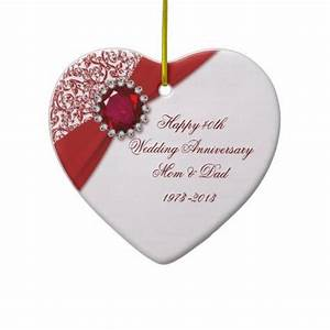 53 best Ruby Wedding Anniversary images on Pinterest ...