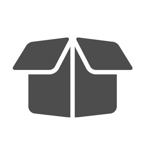mailbox icon transparent shipping box icon free icons