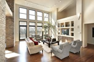 Spectacular Two Story Living Room by Living Room Additions Dallas Servant Remodeling