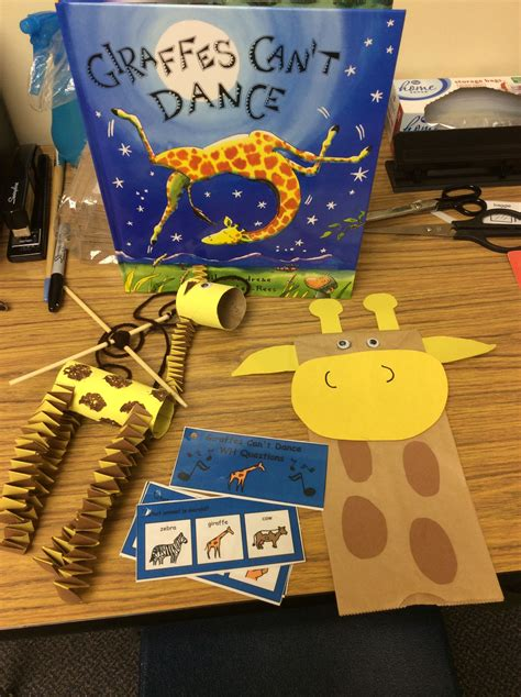 giraffes can t is a great book and lends itself to a 957 | 0a584e76b90486637db953d5c233c119