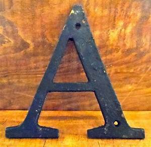 pinterest With cast iron letters
