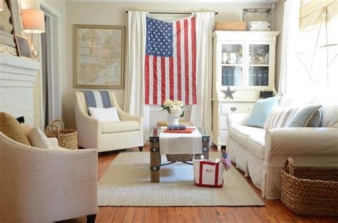 americana home decor americana decorating ideas fence ideas some patriotic