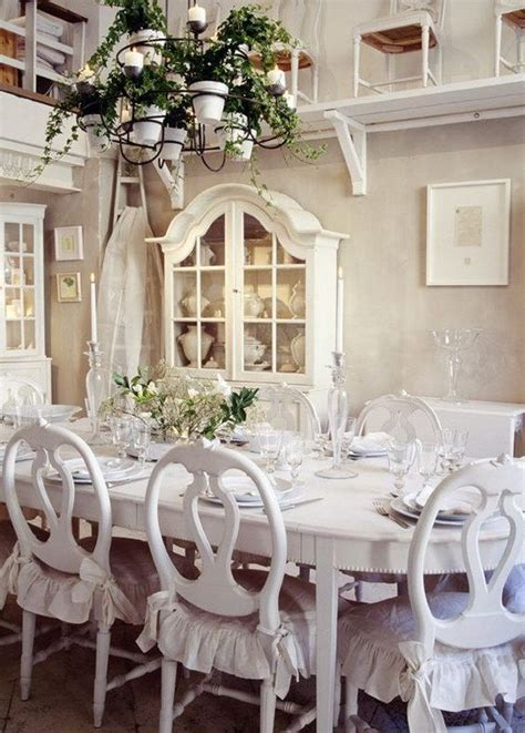 shabby chic dining room chandeliers bring the nature in with this awesome chandelier romantic country interiors pinterest