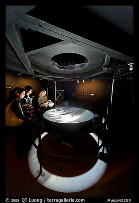 picturephoto camera obscura interior cliff house san