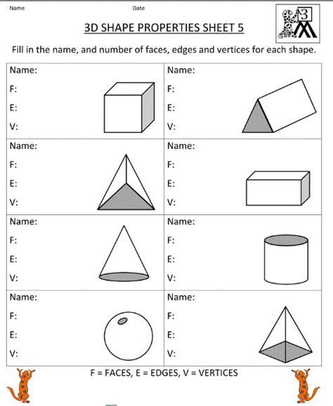 howards esol math   edges faces vertices
