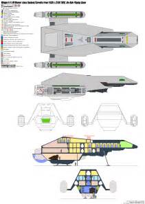 trek deckplan federation