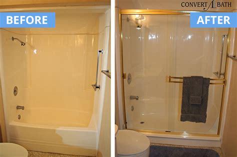 tub to shower converter cuts convertabath 174 6389