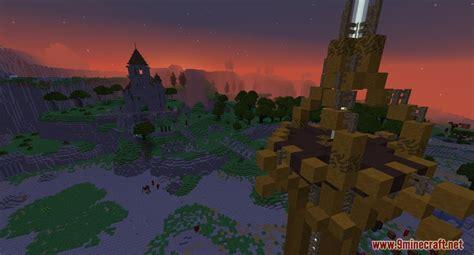 breath wild minecraft zelda map mod screenshot screenshots pack 9minecraft custom resource shaders