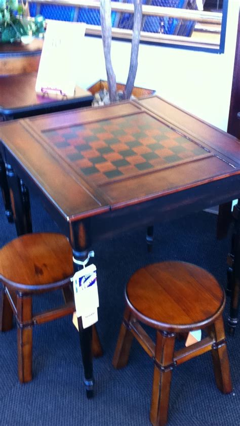 checkers table at hobby lobby home decor