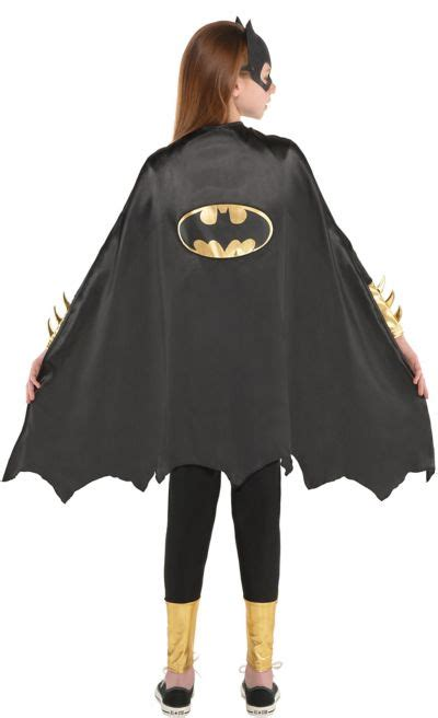 Batgirl Cape  Batman  Party City