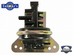68 69 Camaro Rs Hidden Headlight Lamp Vacuum Relay Valve