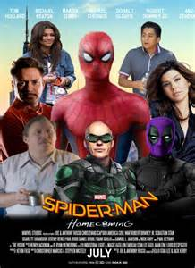 Spider-Man 2 Homecoming