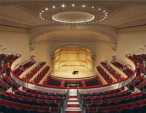 Isaac Stern Auditorium / Ronald O. Perelman Stage ...