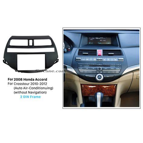 Durable Plastic Double Din Honda Accord Car Radio