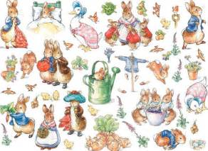 one direction cake toppers the gallery for gt beatrix potter illustrations rabbit