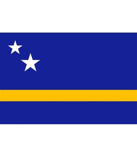 curacao courtesy flag