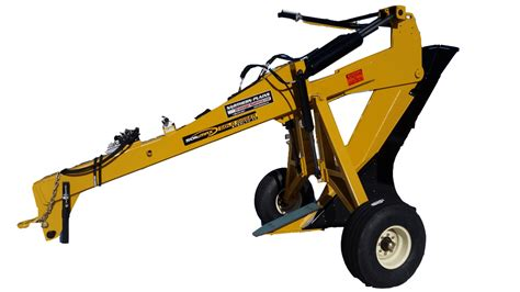 review of soil max gold digger stealth zd pull type tile plow