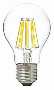 E27 Led Leuchtmittel : gl hfaden led lampe dimmbar ersetzt 70w e27 8w 960lm 2700k warmwei 360 230v 2 jahre garantie ~ Watch28wear.com Haus und Dekorationen